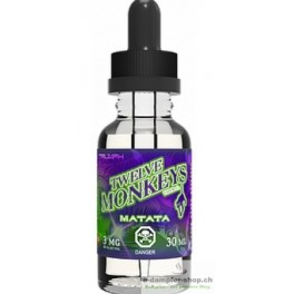 TWELVE MONKEYS - MATATA 30ML 80 VG