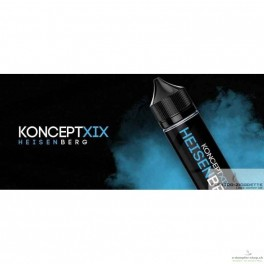 KONCEPTXIX HEISENBERG 0MG BY VAMPIRE VAPE 50 ML