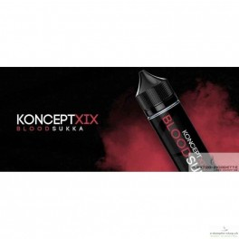 KONCEPTXIX BLOOD SUKKA 0MG BY VAMPIRE VAPE 50 ML