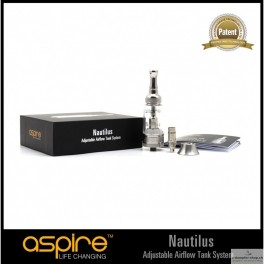 ASPIRE NAUTILUS BDC AIRFLOW