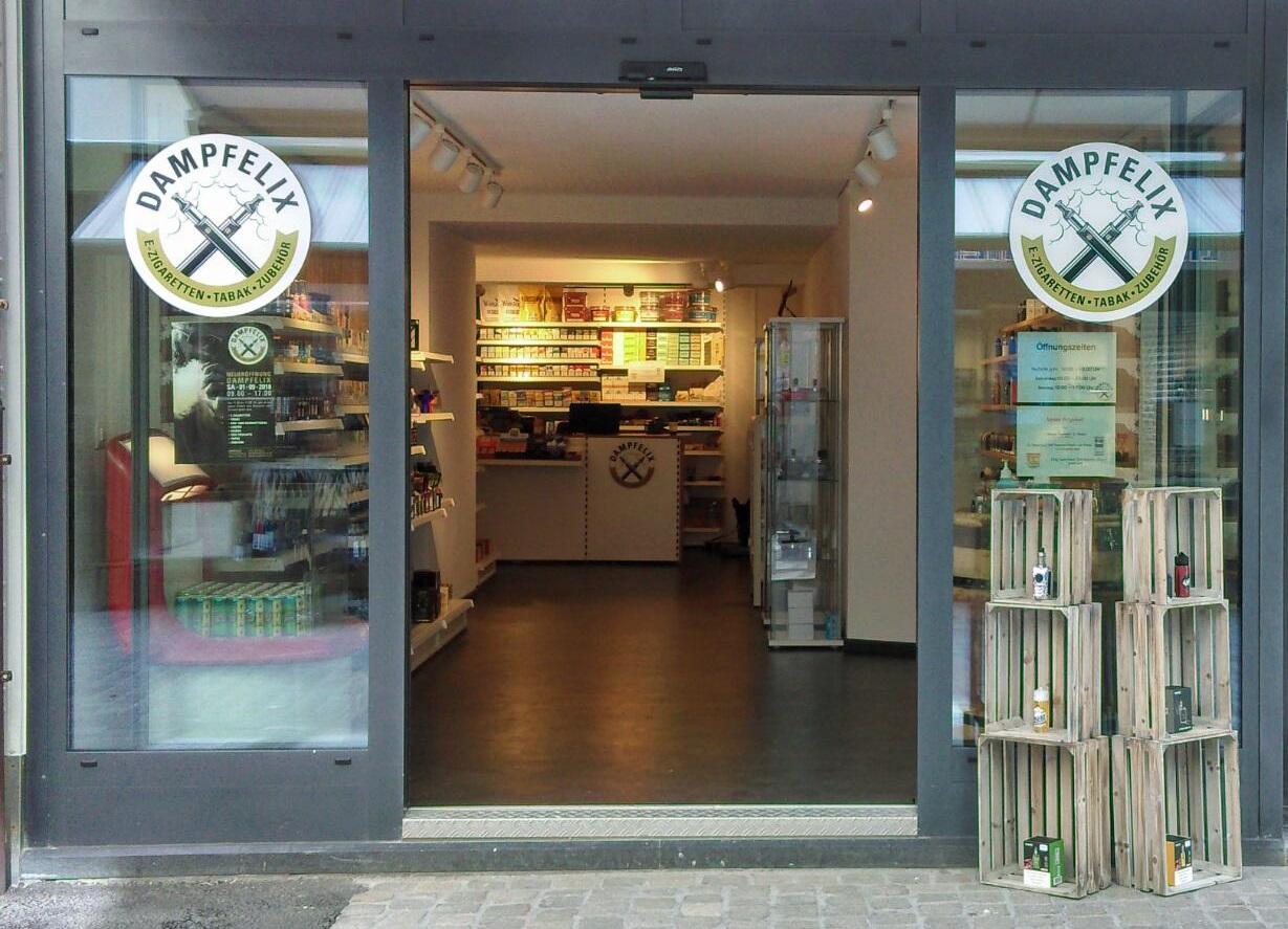 e-Zigaretten Laden Dampfelix St. Gallen