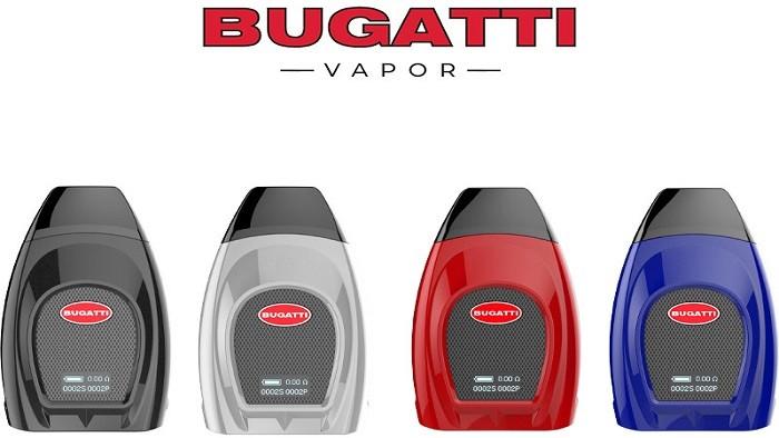 Bugatti Pod Sytem Elite