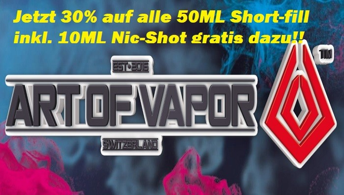 e-Liquids von Art of Vapor